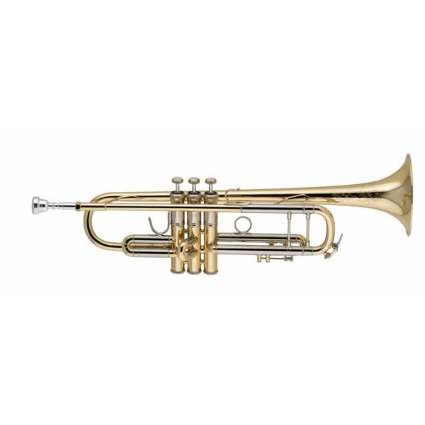 Bach Bach 19037 Stradivarius 50th Anniversary Professional Bb Trumpet, Lacquer Finish
