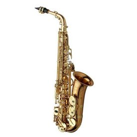 Yanagisawa Yanagisawa AW020 Professional Eb Alto Saxophone, Unlacquered