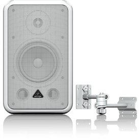 "Behringer Behringer CE500AWH 80W 5.5"" Commercial Speaker Sys"