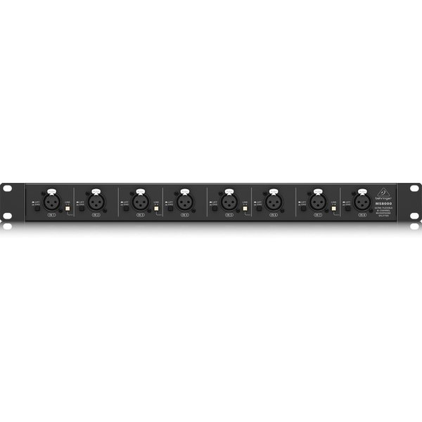 Behringer Behringer MS8000 8-Channel Microphone Splitter