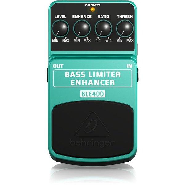 Behringer Behringer BLE400 Bass Limiter Enhancer Pedal