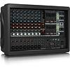 Behringer PMP1680S 1600W 10-Channel Mixer, M-FX