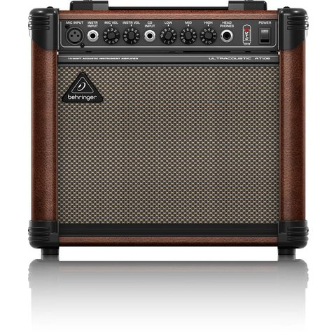 Behringer AT108 15W Instrument Amp-VTC Tech
