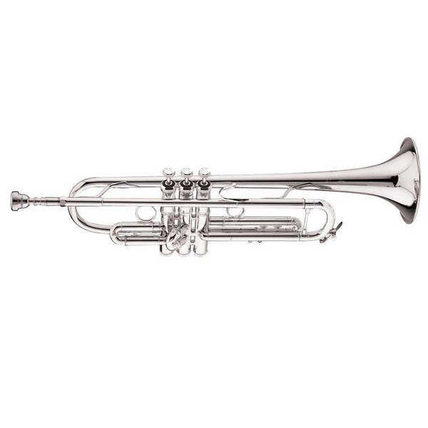 Bach Bach LT180S77W1 Stradivarius New York Professional Bb Trumpet, #7 Bell, No Case