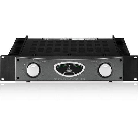 Behringer A500 600W R-C Studio Power Amp
