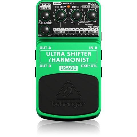 Behringer US600 Ultra Shifter/Harmonist Pedal