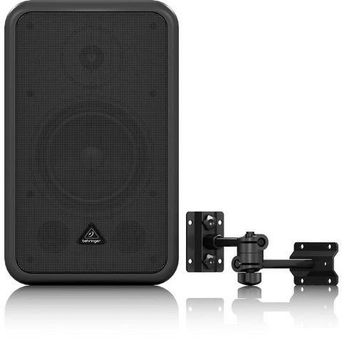 """Behringer CE500ABK 80W 5.5"""" Commercial Speaker Sys"""