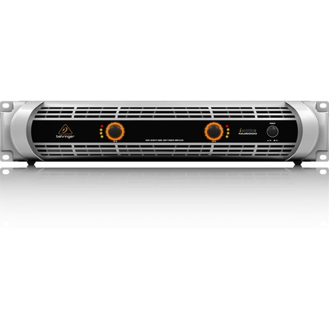 Behringer NU6000 6000W Power Amplifier