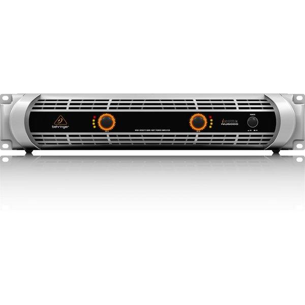 Behringer Behringer NU6000 6000W Power Amplifier