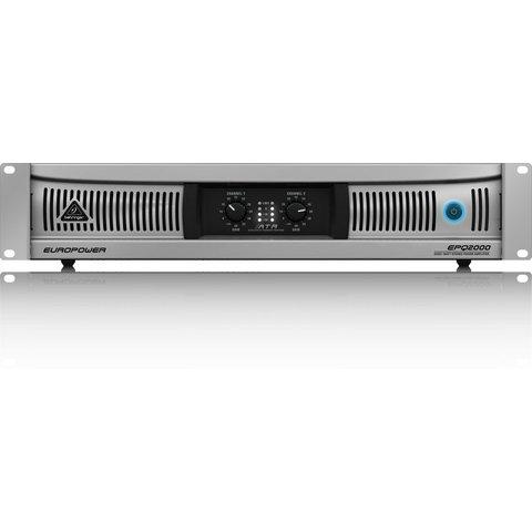 Behringer EPQ2000 2000W Stereo Power Amp - ATR