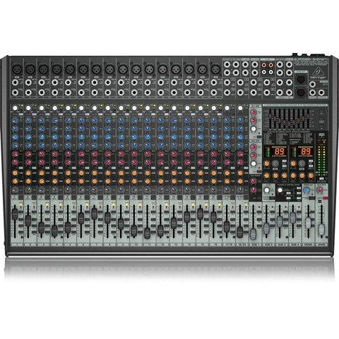 Behringer SX2442FX 24-Input 4-Bus Mixer, XENYX/EQ
