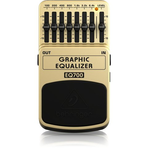 Behringer EQ700 7-Band Graphic Equalizer
