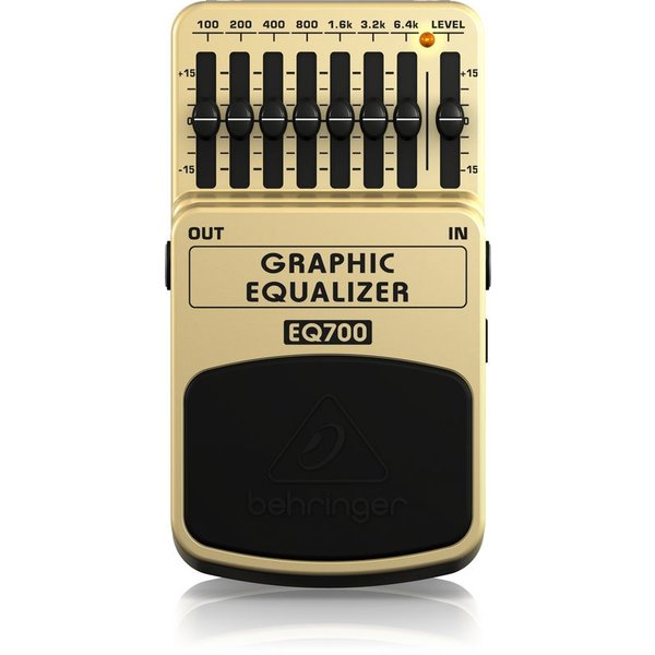 Behringer Behringer EQ700 7-Band Graphic Equalizer