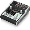 Behringer 302USB 5-Input Mixer, XENYX and USB