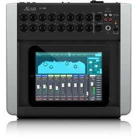 Behringer Behringer X18 18-Channel 12-Bus Mixer, iPad