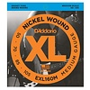 D'Addario EXL160M Nickel Wound Bass Guitar Strings, Medium, 50-105, Medium Scale