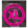 D'Addario ECB81S Chromes Bass Guitar Strings, Light, 45-100, Short Scale