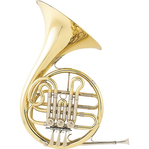 Holton H651M Child's Single French Horn, Key of Bb