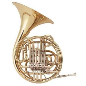 Holton Holton H478 Farkas Series Performance F/Bb Double French Horn, Detachable Bell, Standard Finish