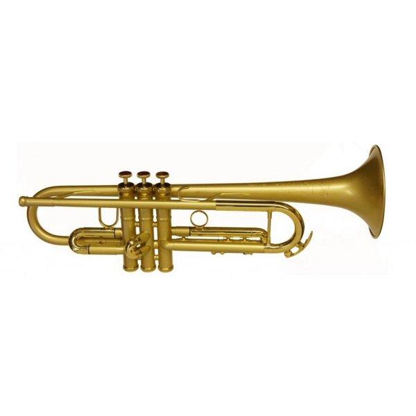 Conn Conn 52BSLB CONNstellation Series Performance Bb Trumpet, Satin Gold Finish