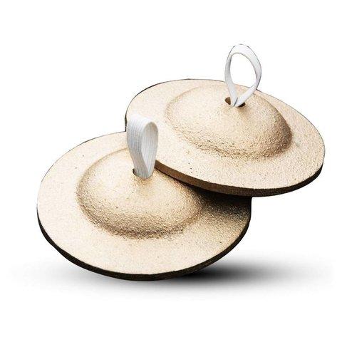 Zildjian P0771 Finger Cymbals-Thick (Pair)