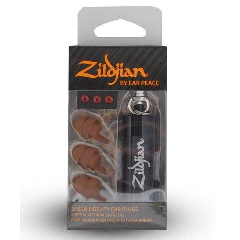 Zildjian ZPLUGSD Zildjian Ear Plug By Earpeace - Dark