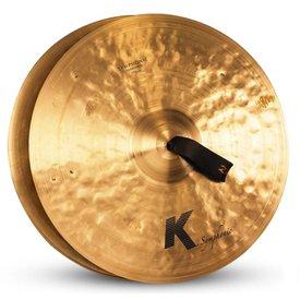 "Zildjian Zildjian K2102 17"" K Symphonic Traditional Series Pair"