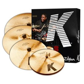 Zildjian Zildjian KCD900 K Custom Dark Box Set