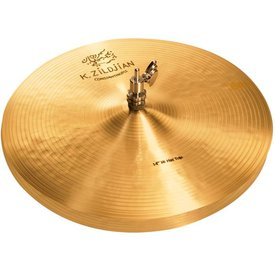 "Zildjian Zildjian K1072 14"" K Constantinople Hi Hat Bottom"