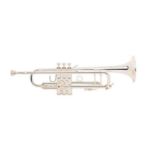 Bach LR180S43G Stradivarius 180 Profess Bb Trumpet Silver Pltd #43 Gld Brss Bell