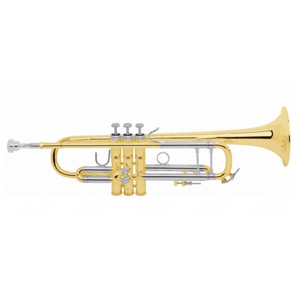 Bach Bach 18037 Stradivarius 180 Series Professional Bb Trumpet, #37 Bell, Lacquer