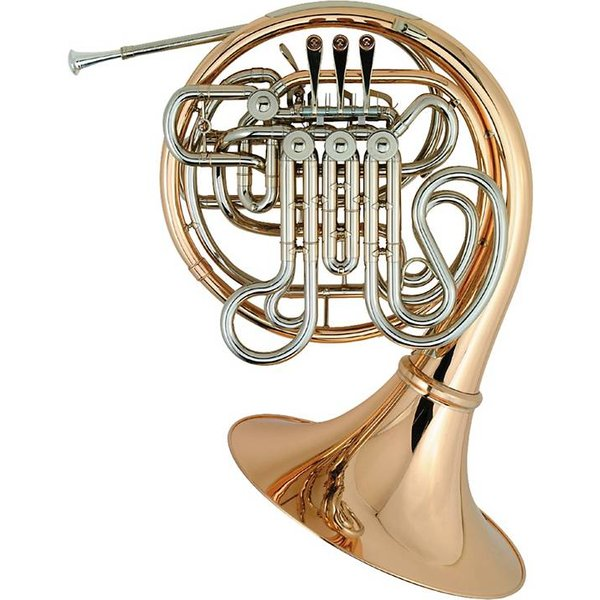 Holton Holton H105 Profess F/Bb Double French Horn Nickel Silver/Detachable Bronze Bell