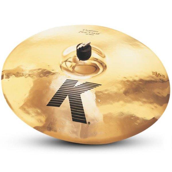 "Zildjian Zildjian K0984 18"" K Custom Fast Crash"
