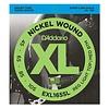 D'Addario EXL165SL Nickel Wound Bass Custom Light, 45-105, Super Long Scale