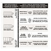 D'Addario EXL160TP Nickel Wound Bass Strings, Medium, 50-105, 2 Sets, Long Scale