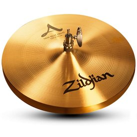 "Zildjian Zildjian A0132 13"" A Zildjian New Beat Hi Hat - Bottom"