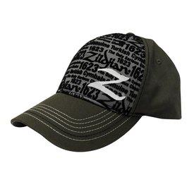 Zildjian Zildjian T4632 Premium Black/Green Mesh Trucker Hat