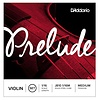 D'Addario Prelude Violin String Set, 1/16 Scale, Medium Tension