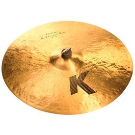 "Zildjian Zildjian K0963 21"" K Custom Dark Complex Ride"