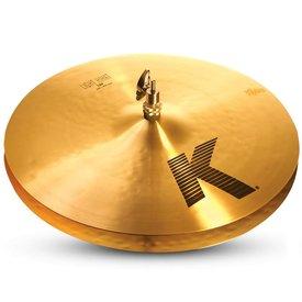 "Zildjian Zildjian K0927 16"" K Light Hi Hat - Top"