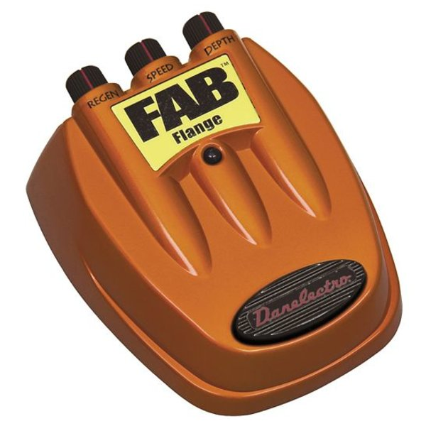 Danelectro Danelectro D6 Fab Flange Pedal