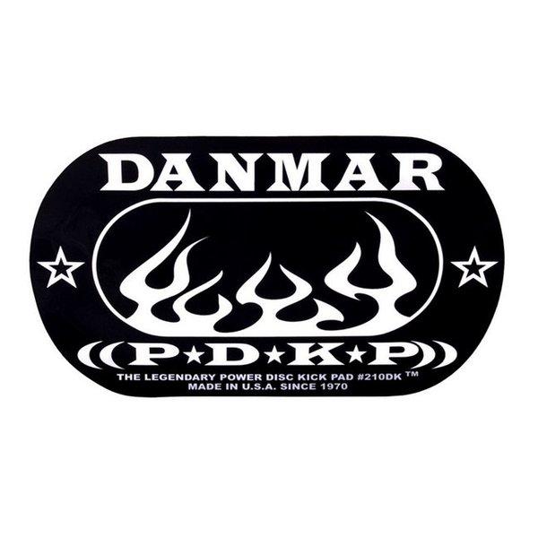 Danmar Danmar 210DK Flame Double Bass Drum Pad