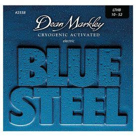 Dean Markley Dean Markley 2558 Blue Steel Electric Strings 10-52 Light Top/Heavy Bottom