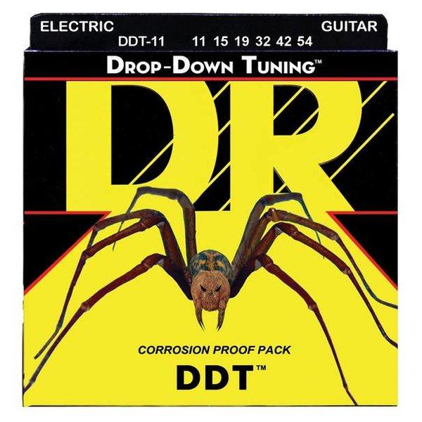 DR Strings DR Strings DDT-11 Heavy DDT: Drop Down Tuning: 11, 15, 19, 32, 42, 54