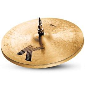 "Zildjian Zildjian K0823 14"" K Hi Hat-Pair"