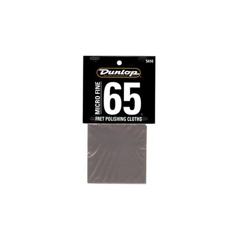Dunlop 5410 FORM65 Polishing Cloth, 2 Pack