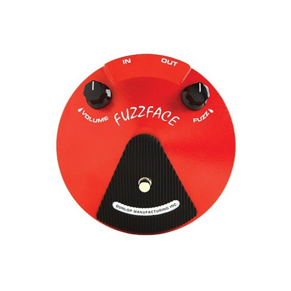 Dunlop Dunlop JDF2 Fuzz Face Distortion