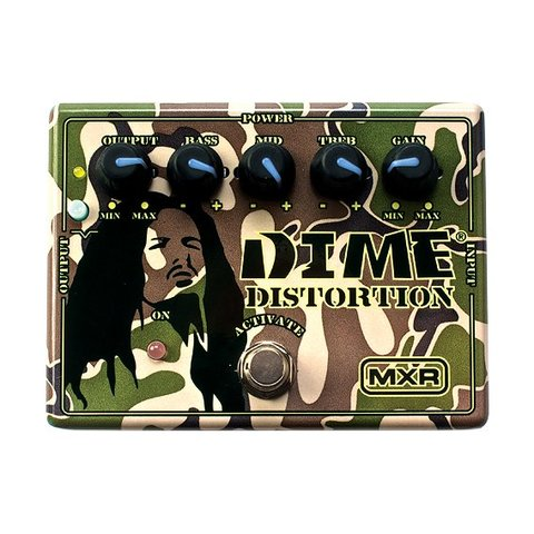 Dunlop DD11 MXR Dime Dimebag Darrell Distortion
