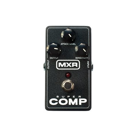 Dunlop M132 MXR Supercomp Compressor