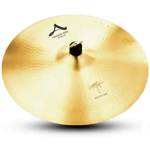 "Zildjian Zildjian A0044 19"" Armand Zildjian Beautiful Baby Ride"